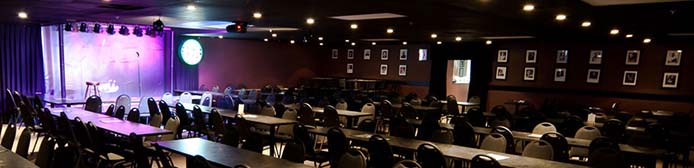 Yuk Yuk's Comedy Club at the Elbow River Casino