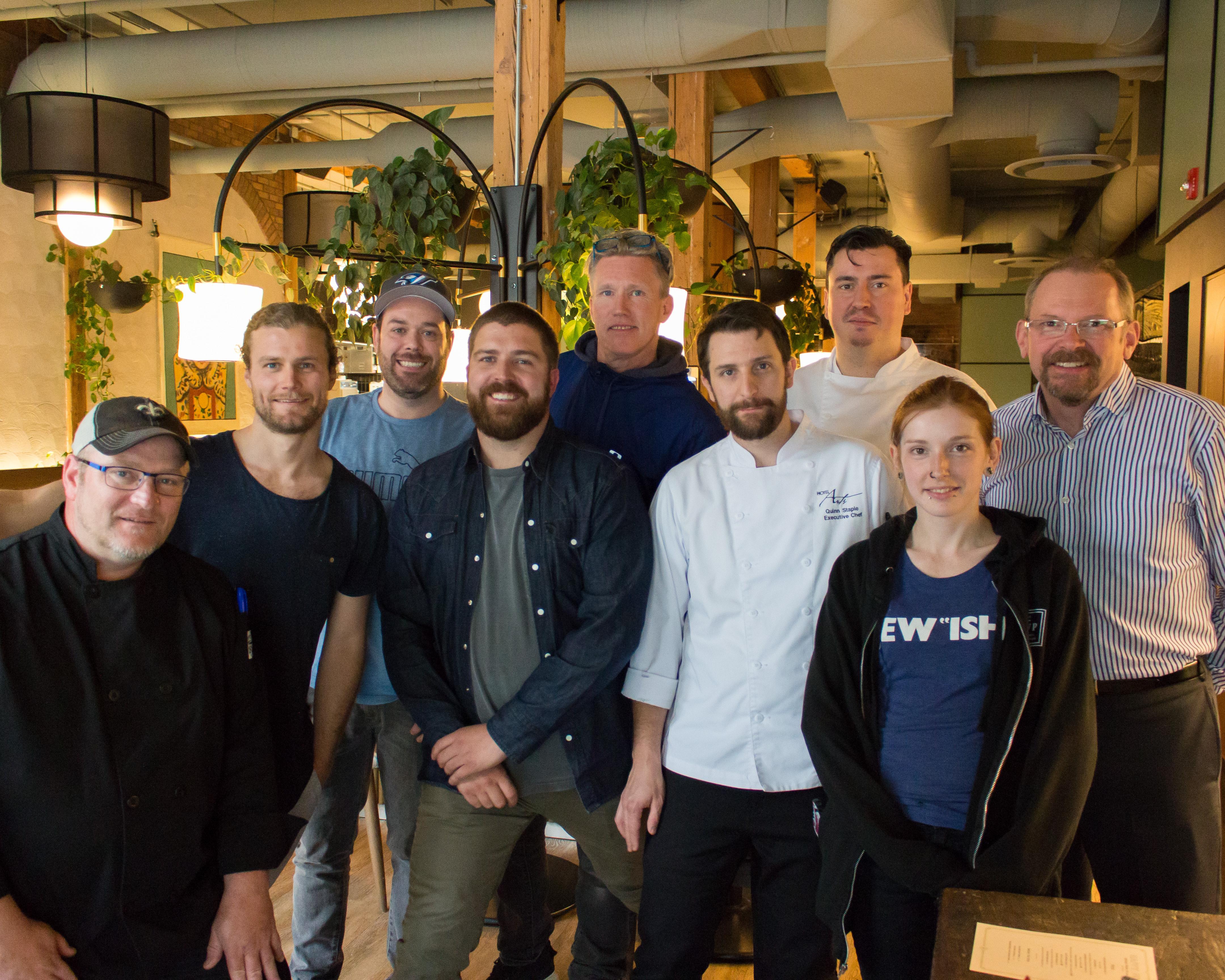 Vic Park BBQ Team | Victoria Park Calgary