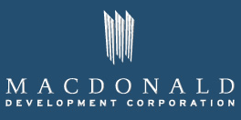 MacDonald Development Corporation logo