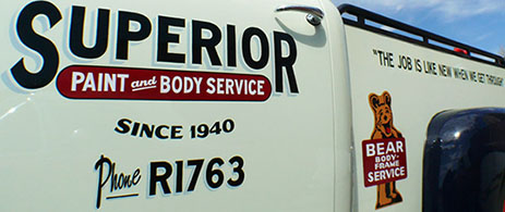 Superior Paint & Body Service
